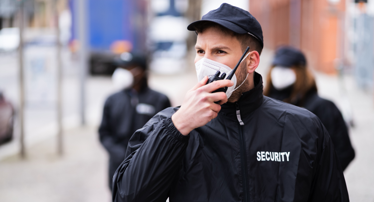How Plaza Protection Security Guard Services Can Help You During This Pandemic